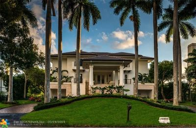 Coral Gables Single Family Home For Sale: 322 Costanera Rd