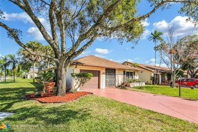 Deerfield Beach Single Family Home For Sale: 1756 SW 22nd Ter