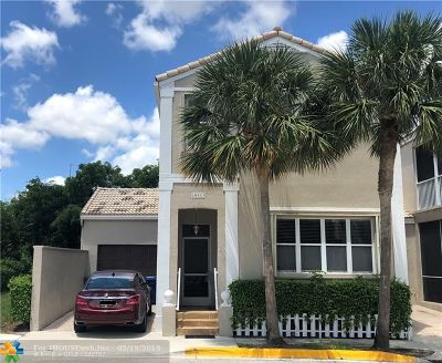 Coral Springs FL Condo/Townhouse For Sale: $319,999