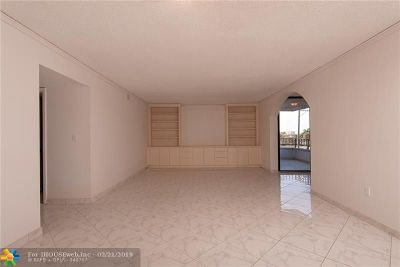 Pompano Beach Condo/Townhouse For Sale: 1401 S Ocean Blvd #305