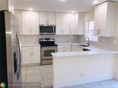 Lauderhill Condo/Townhouse Backup Contract-Call LA: 5735 Blueberry Ct #118