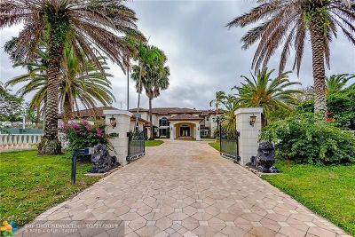 Boca Raton Single Family Home For Sale: 17600 Fieldbrook Circle