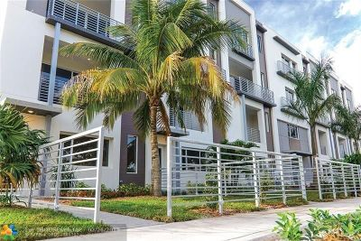 Fort Lauderdale Condo/Townhouse For Sale: 1025 NE 18 Avenue #302
