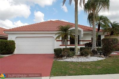 Boca Raton Single Family Home For Sale: 10849 White Aspen Ln
