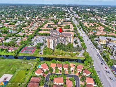 Coral Springs Condo/Townhouse For Sale: 10777 W Sample Rd #519