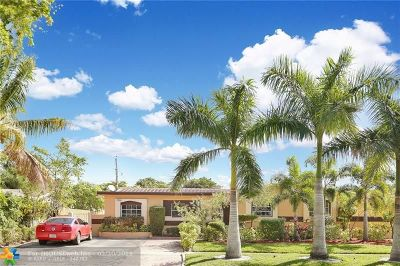 Lauderhill Single Family Home For Sale: 2320 NW 44th Ave