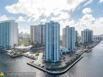 Aventura Condo/Townhouse Backup Contract-Call LA: 20515 E Country Club Dr #844