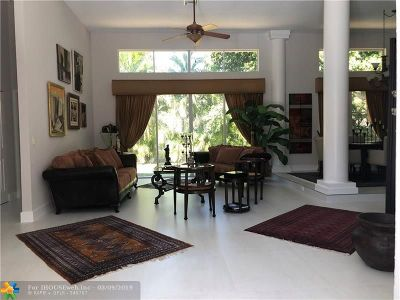 Coral Springs Single Family Home For Sale: 12051 NW 10th St