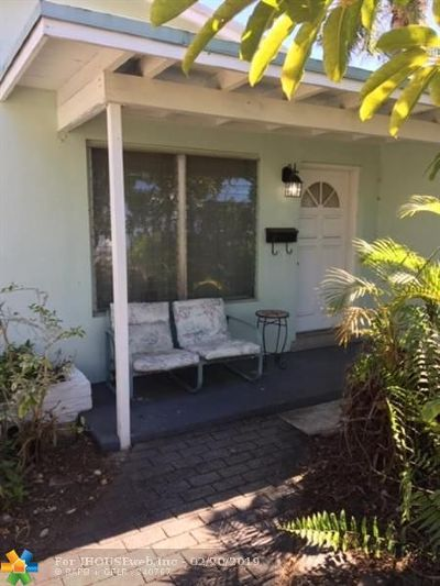 Oakland Park Single Family Home For Sale: 4764 NE 15th Way