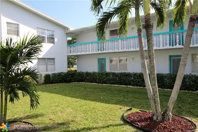 Deerfield Beach Condo/Townhouse For Sale: 156 Markham H #156