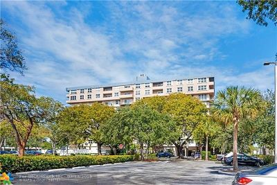 Fort Lauderdale Condo/Townhouse For Sale: 1625 SE 10 #310