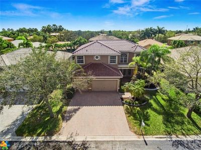 Coral Springs Single Family Home For Sale: 4945 NW 116 Ave