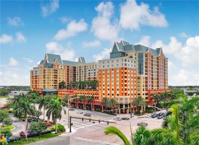 Fort Lauderdale Condo/Townhouse For Sale: 110 N Federal Hwy #807