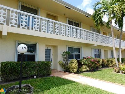 Delray Beach Condo/Townhouse For Sale: 1450 NW 18th Ave #102
