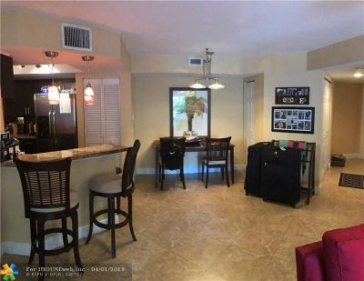 Fort Lauderdale FL Condo/Townhouse For Sale: $279,000