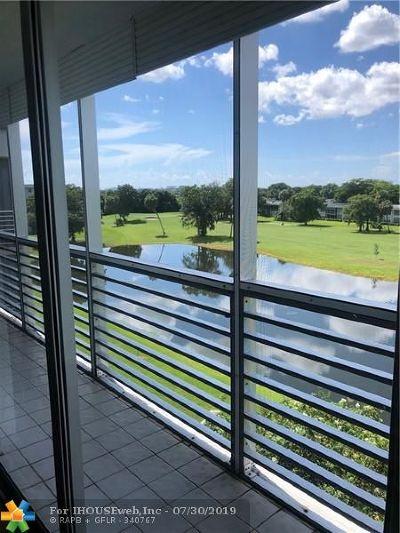 Pompano Beach FL Condo/Townhouse For Sale: $219,900