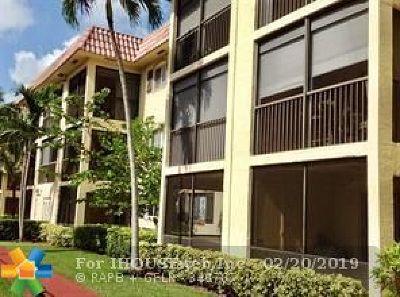 Pompano Beach FL Condo/Townhouse For Sale: $89,900