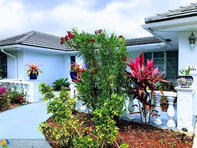 Fort Lauderdale FL Single Family Home For Sale: $688,000