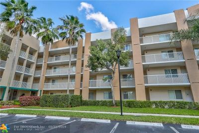 Tamarac FL Condo/Townhouse For Sale: $159,000