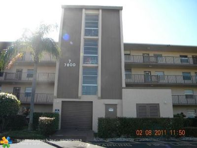 Margate Condo/Townhouse For Sale: 7800 NW 18th St #108