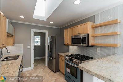 Pompano Beach FL Single Family Home For Sale: $350,000