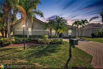 Parkland Single Family Home For Sale: 11258 NW 70th Ct