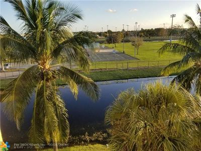 Lauderdale Lakes Condo/Townhouse For Sale: 3940 NW 42nd Ave #415