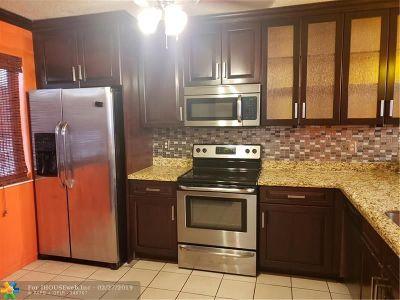 North Lauderdale Condo/Townhouse Backup Contract-Call LA: 8030 Hampton Blvd #408