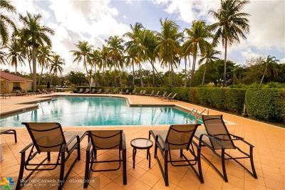 Coconut Creek Condo/Townhouse For Sale: 751 Lyons Rd #18208