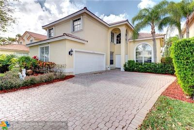 Boca Raton Single Family Home For Sale: 18463 E Covington Trce