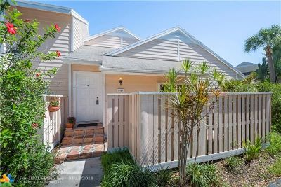 North Lauderdale Condo/Townhouse Backup Contract-Call LA: 2127 Champions Way #2127
