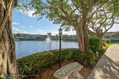 Lauderdale Lakes Condo/Townhouse For Sale: 5102 NW 36th St #606