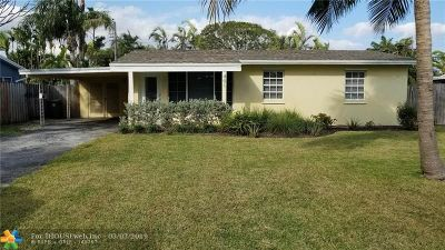 Wilton Manors Rental For Rent: 401 NE 27th Dr