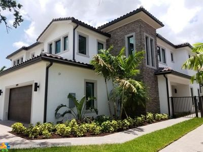 Fort Lauderdale Single Family Home For Sale: 3424 Emerson Ln