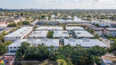 Pompano Beach FL Condo/Townhouse For Sale: $369,900
