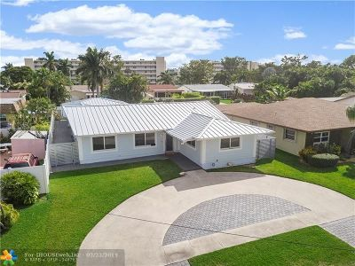 Dania Beach Single Family Home Backup Contract-Call LA: 107 SE 2nd Ct