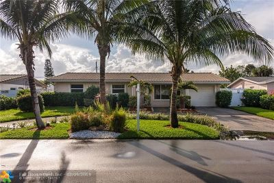 Boca Raton Single Family Home For Sale: 4399 NW 2nd Ter