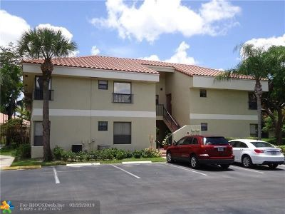 Coconut Creek Condo/Townhouse For Sale: 2466 NW 49th Ter #774