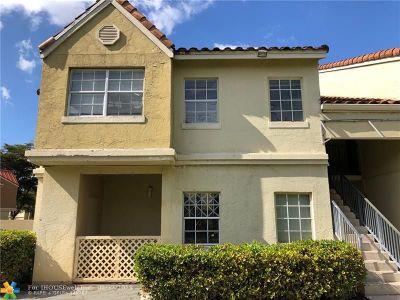 Hialeah Condo/Townhouse Backup Contract-Call LA: 18308 NW 68th Ave #I