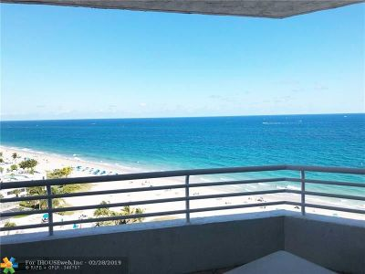 Pompano Beach FL Condo/Townhouse For Sale: $1,450,000