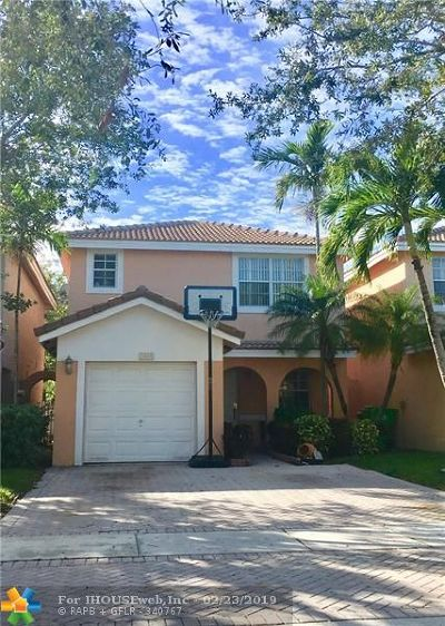Broward County Single Family Home For Sale: 5451 NW 93rd Ter
