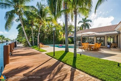 Fort Lauderdale Single Family Home For Sale: 616 Riviera Isle Drive