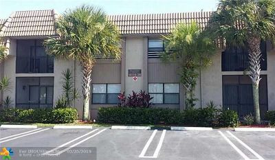Coral Springs Condo/Townhouse For Sale: 10726 Royal Palm Blvd #2-3