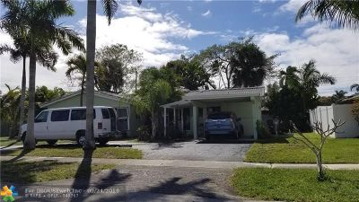 Boca Raton Single Family Home For Sale: 1000 SW 12th St