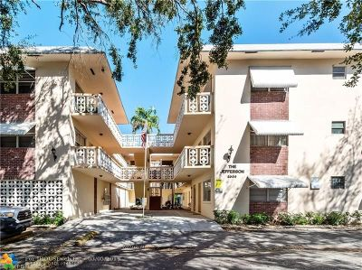 Hollywood Condo/Townhouse Backup Contract-Call LA: 2005 Jefferson St #104