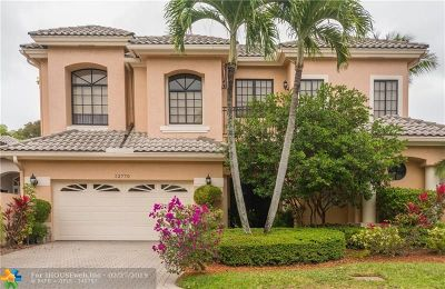 Boca Raton Single Family Home For Sale: 22770 El Dorado Dr