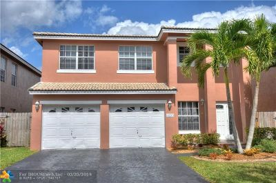 Cooper City Single Family Home For Sale: 11215 SW 59th St