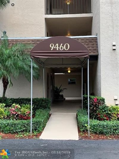 Davie Condo/Townhouse For Sale: 9460 Poinciana Place #102