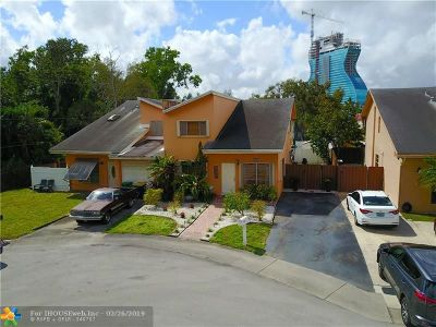 Dania Beach Single Family Home Backup Contract-Call LA: 5521 SW 44th Ave