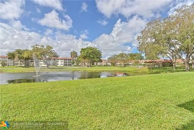 Pembroke Pines Condo/Townhouse For Sale: 8930 S Hollybrook Blvd #104